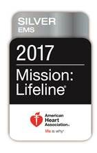 Mission Lifeline Silver award